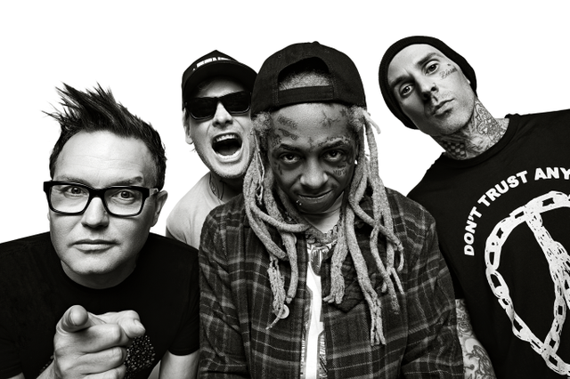 Lil Wayne and Blink-182 Tour image