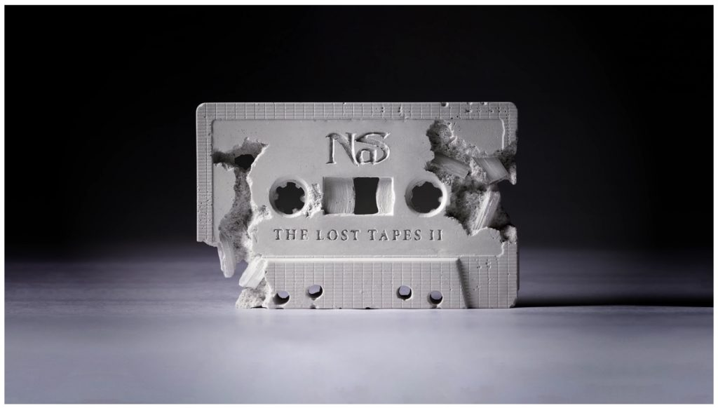 """Nas Releases His New Album """"The Lost Tapes 2"""" 