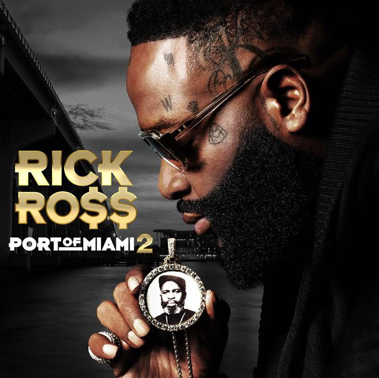 Rick Ross - Port Of Miami 2 Cover