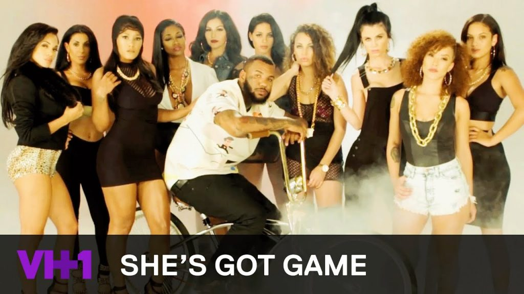 She Got The Game TV Show image