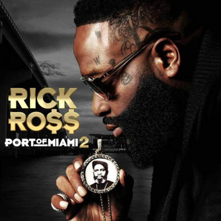 Rick Ross Port Of Miami 2 cover image