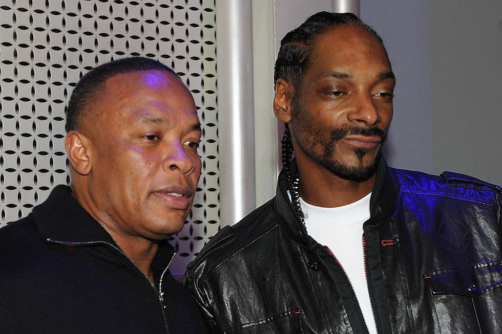 Dr. Dre and Snoop Dogg image