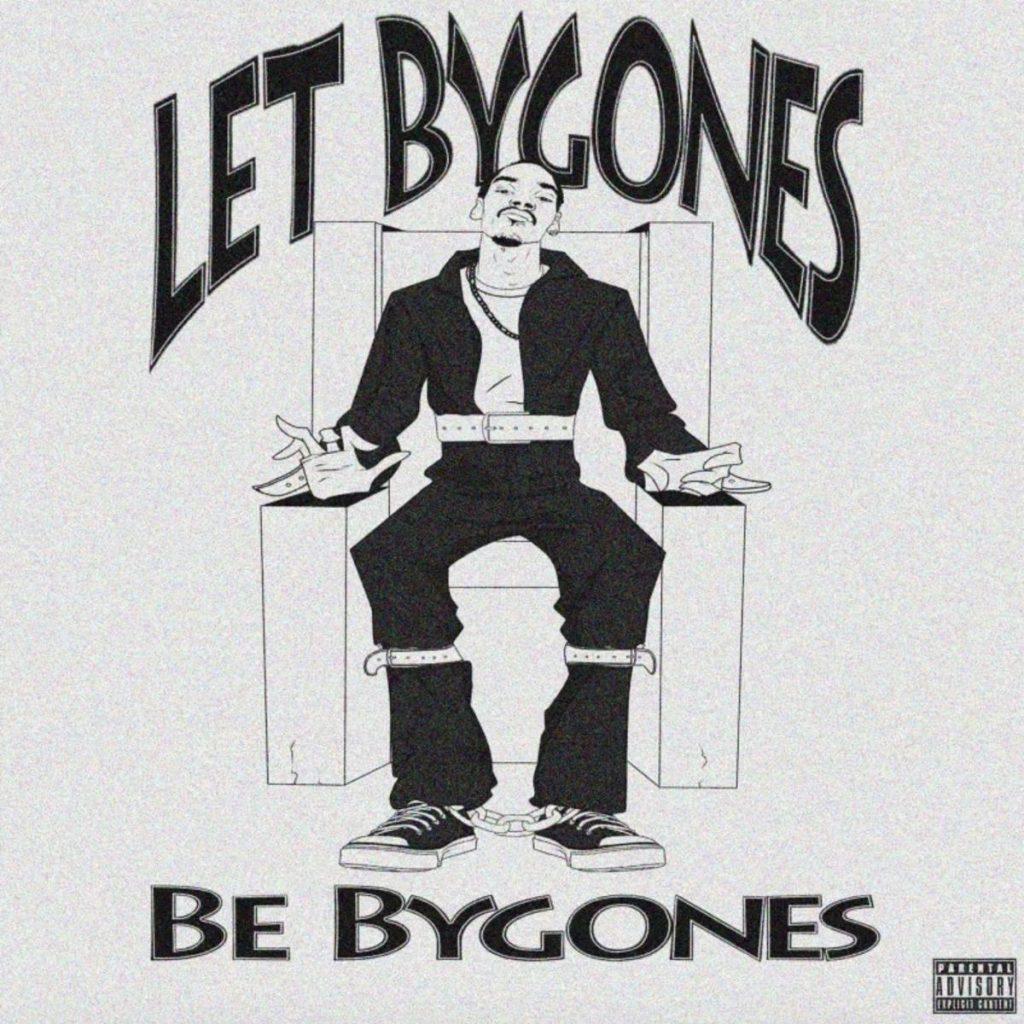 Let Bygones Be Bygones single cover