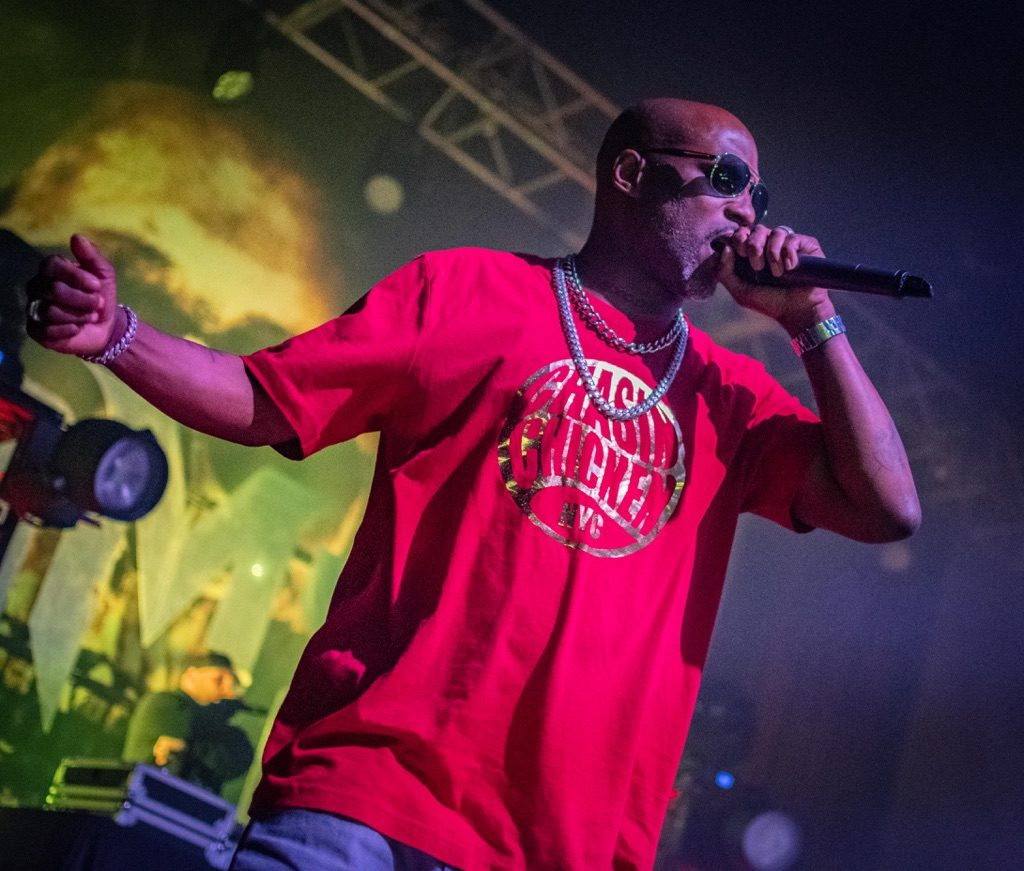 DMX Pays For The Back-To-School Shoes Of Young Girl From Portland