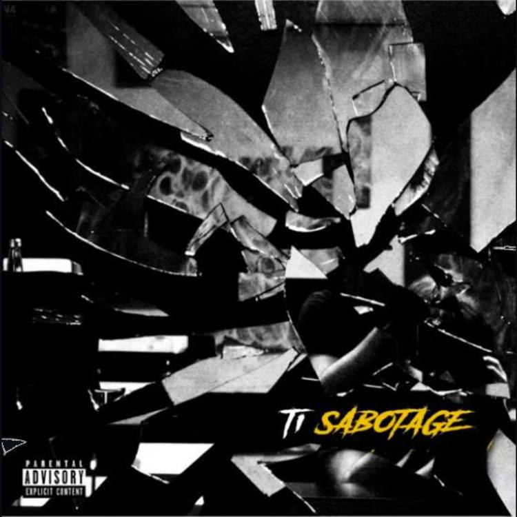 """T.I. Share Some Thoughts In New """"Sabotage"""" Single cover image"""