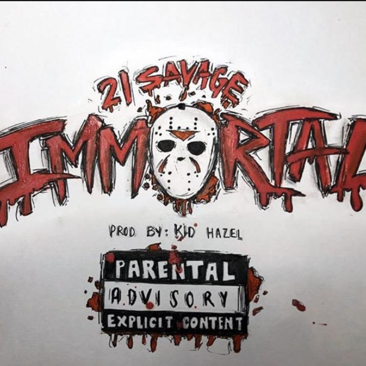 "21 Savage Finally Drops Mortal Kombat 11 Trailer Song ""Immortal"" image"